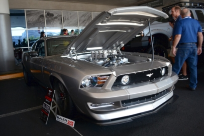 "Vintage Fabrication's 1969 ""Archer FX520"" Mustang Concept Car"