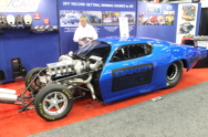 Dave Adkins Debuts New 5-Second Capable LS-Powered '70 Camaro At PRI