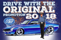 Here's Your Chance To Win The Mahle 1968 Resto-Mod Camaro!