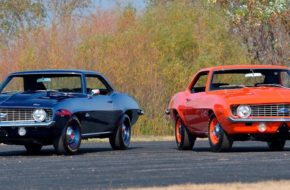 Get Your Pair Of Ultra-Rare, 1969 ZL1 COPO Camaros In January