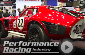 PRI 2017: 580HP 5.2-liter Factory Five Daytona Coupe