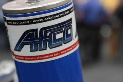 PRI 2017: AFCO Rolls Out Street Fighter, Terminator Series Dampers