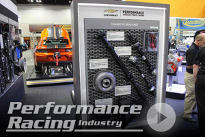 PRI 2017: Chevrolet Performance Unveils 10-Second Gen 6 Drag Parts