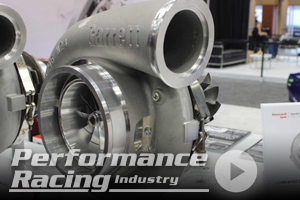 PRI 2017: Garrett Launches 2,500HP-Capable GTX5533R Gen II Turbo