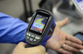 PRI 2017: Intercomp's New Thermal Imager With Image Recording