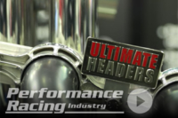 PRI 2017: Ultimate Headers Shows Off Its Proprietary Header Tech