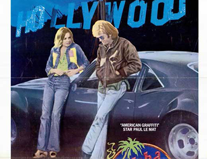 Rob's Car Movie Review: Aloha, Bobby and Rose (1975)