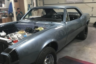 What Are You Working On: Joe Chavez shares his 1967 Camaro