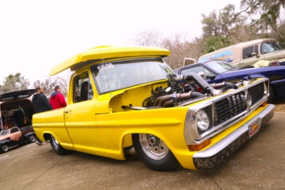 Classics To Current Models Packed NPD's Final Show