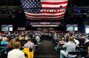 Barrett-Jackson 2018: Craig Jackson shares 'docket science'