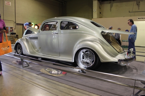 First Update From 2018 Grand National Roadster Show