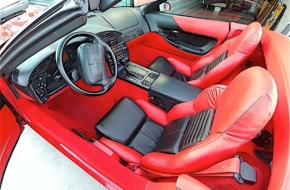 Installing New Mid America Motorworks Seats In Our '95 Corvette