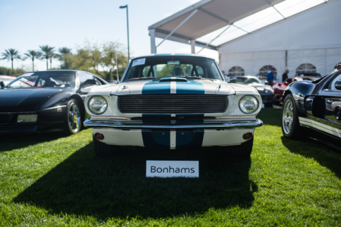 Six 'must-see' Muscle Cars at Bonhams Scottsdale 2018