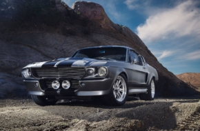 A New Eleanor Mustang Hot-Wired To Steal The Show