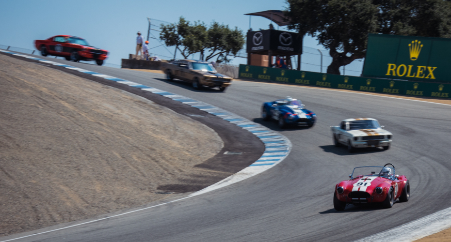 Vintage drag cars head to Laguna Seca for Spring Classic