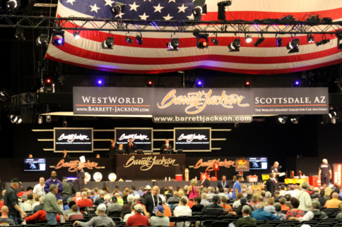 Barrett-Jackson 2018: Greg's first time at the auction