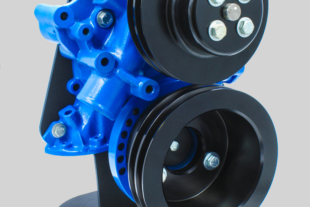 Vintage Air debuts Billet Aluminum Pulleys for Small Block Ford