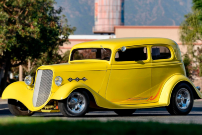 Muscle Cars and Hot Rods invade Mecum Auctions Los Angeles