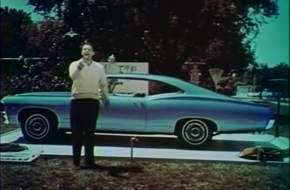 The Early Days: Car Commercials from the 1960s