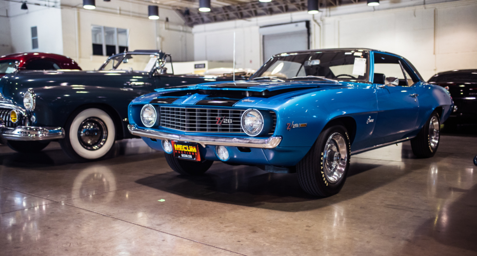 5 Eye-Catching Chevrolets Offered at Mecum Auctions L.A. Sale
