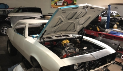 #67in67: Charity Project Car to Debut at CAS