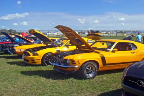 Carlisle Events Hosts A Blue Oval Invasion In Florida