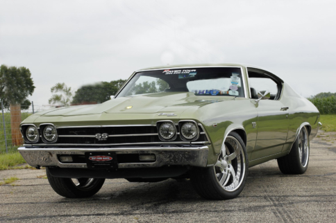 Home-Built Hero: Steve Rowe's Gorgeous '69 Chevelle