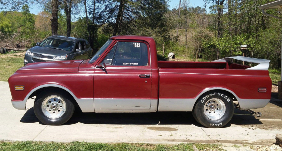 Home-Built Hero: J. Marcus McCloud's '68 Chevy C10