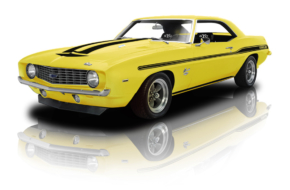 Get Your All-New First-Gen Yenko Camaro. The Legend Returns