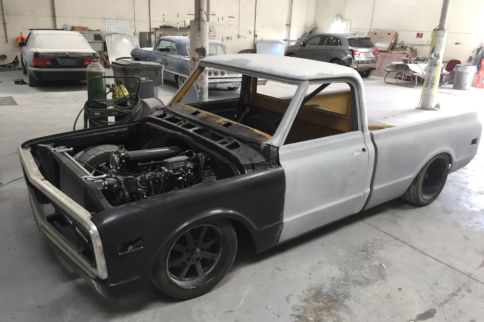 This C10 Went From Second-Chance Farm Hand To First-Class Hauler