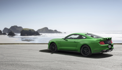 Breaking News: 'Need For Green' Mustang Debuts