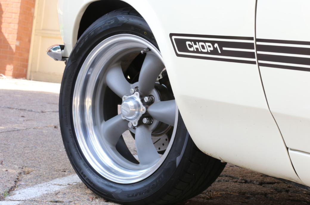 Chopped 1969 Mustang Built The Old-School Way