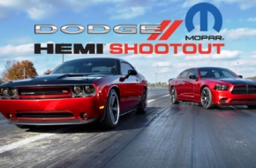 Dodge Teams Up With NMCA For The NMCA Dodge/Mopar HEMI Shootout