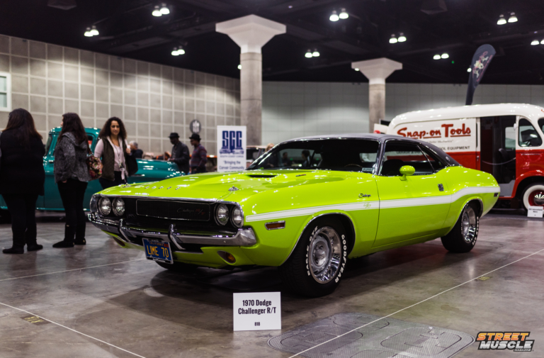 Eye Candy from the 2018 Classic Auto Show