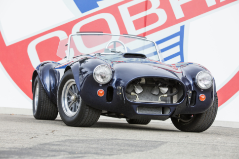 For Sale: 24 cars from Carroll Shelby's personal collection