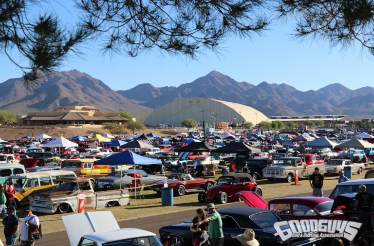 Goodguys Spring Nationals Are Coming To Scottsdale. Make Plans Now