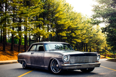 Gordon McGilton's 1963 Chevy II is one 'Angry Nova'