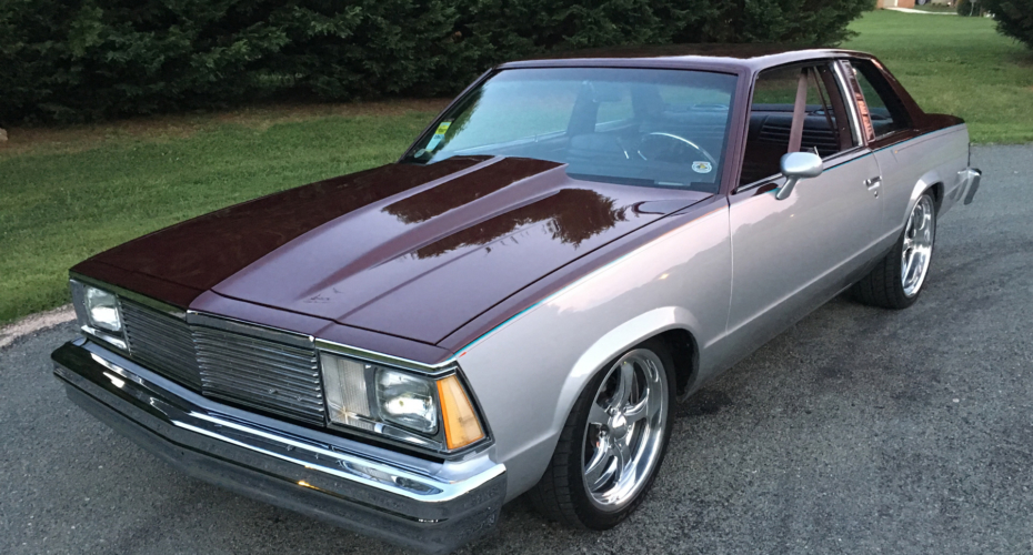 Home-Built Hero: Junior Cropps' '80 G-Body Malibu