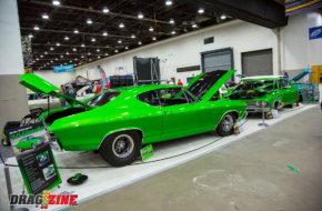 His And Hers: Matt And Karri Anne Beebe's Matching '68 Chevelles