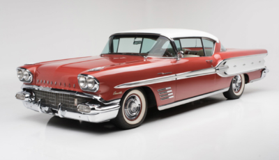 Muscle Cars You Should Know: The 1958 Pontiac Bonneville