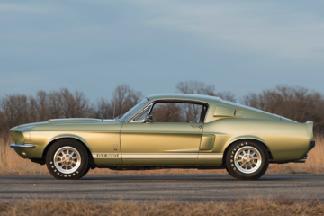 No Reserve: 1967 Shelby GT500 Hits The Block Next Week