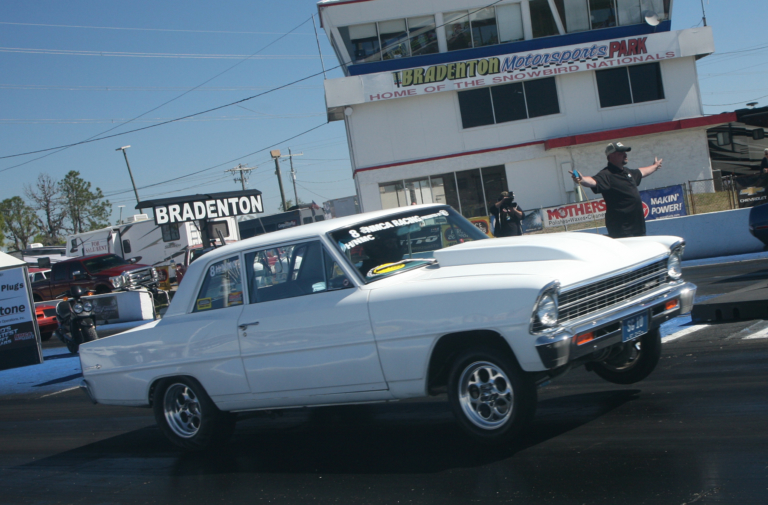 Sportsman Spotlight: A Track-Tackling Small-Block-Powered 1967 Nova