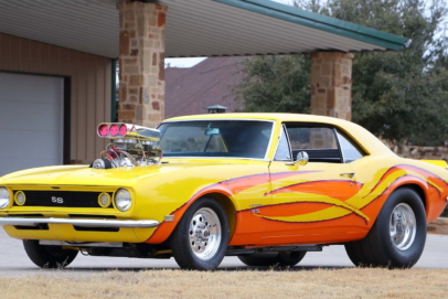 Mecum Houston offers Collection of Street Machines and Muscle Cars
