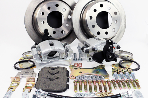 Tech Talk: Master Power Brakes updates Truck Disc Brake Kits
