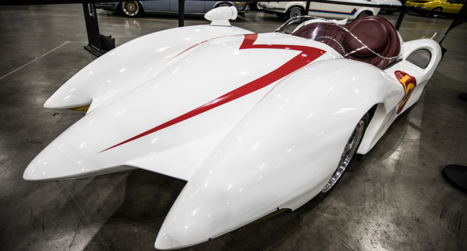The LA Classic Auto Show Made Our Heads Spin