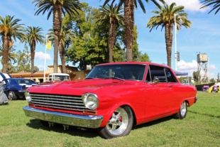 Timeless Muscle: Josh Brooks' 1963 Chevy II Nova Subtly Stands Out