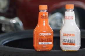 Video: Driven Storage Defender Oil and Gas Addictive Cures Lot Rot