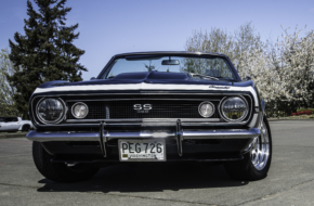 A '67 Camaro Feels The Upgraded Power Of An LS Heartbeat