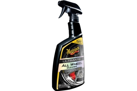 Meguiar's Releases Their Most Advanced Ultimate All Wheel Cleaner