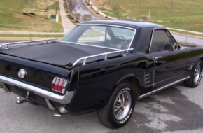 Did You Know There Was A 1966 Ford Mustang Pickup?